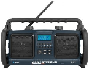 PerfectPro Workstation 2 bouwradio