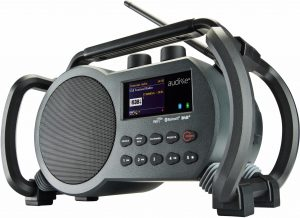 Audisse Netbox bouwradio
