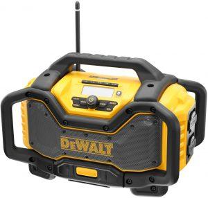 Wat is een DAB bouwradio? | DeWalt DCR027-QW