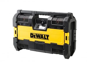DeWalt ToughSystem Radio plus XR lader bouwradio