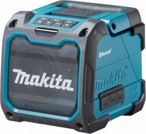 Soorten bouwradio's | Makita DMR200 bouwradio