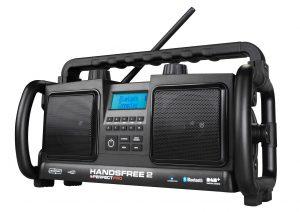 PerfectPro Handsfree 2 bouwradio