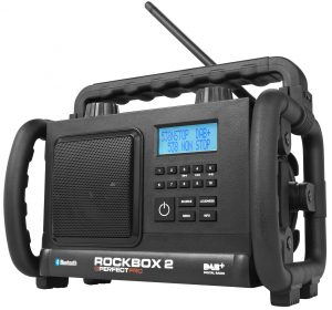 PerfectPro Rockbox 2 bouwradio