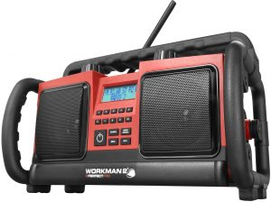 PerfectPro Workman 2 bouwradio
