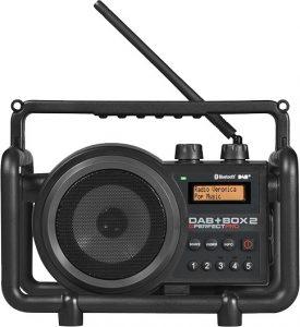 PerfectPro DAB+ Box 2 bouwradio