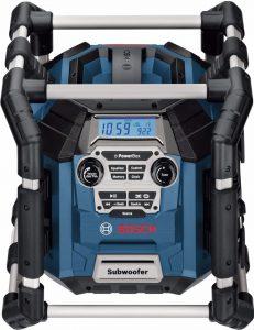 Bosch Bouwradio GML20 Powerbox 360 bouwradio
