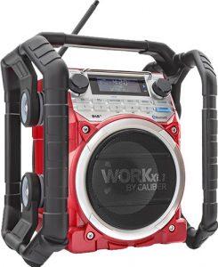 Caliber WorkXL1 bouwradio