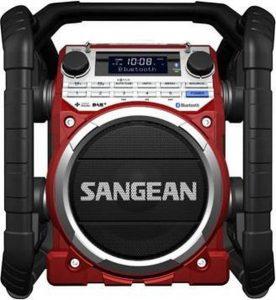 Sangean U-4 DBT bouwradio